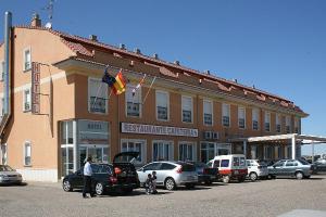 Hotel los Toreros del Trabancos