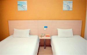 Eaka 365 Hotel Shijiazhuang Liangcun Development Zone, Hotels  Gaocheng - big - 11