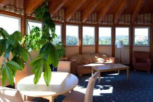 Lotus Therme Hotel & Spa, Resort  Hévíz - big - 14