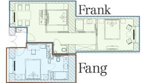 Frank & Fang Apartments, Apartments  Budapest - big - 59