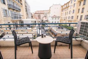 Massenet, Appartamenti  Nizza - big - 1