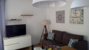 Apartamento nuevo 1ª linea de playa, Apartmány  Rincón de la Victoria - big - 17
