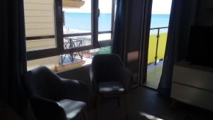 Apartamento nuevo 1ª linea de playa, Apartmány  Rincón de la Victoria - big - 16
