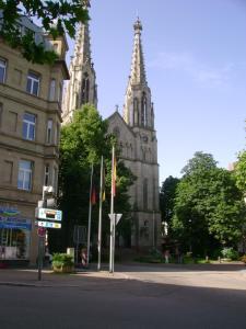 Du Russel Suite, Апартаменты  Баден-Баден - big - 10