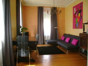 Du Russel Suite, Апартаменты  Баден-Баден - big - 84