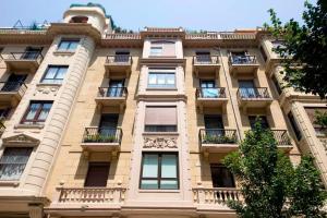 Usandizaga 1, Apartmanok  San Sebastian - big - 1