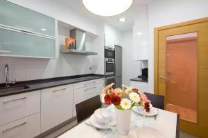 Usandizaga 1, Appartamenti  San Sebastián - big - 5