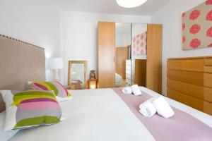 Usandizaga 1, Appartamenti  San Sebastián - big - 3