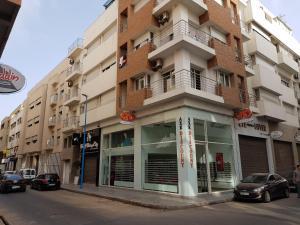 Studio moderne au coeur du Maarif, Апартаменты  Касабланка - big - 1