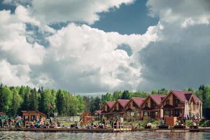 Мини-гостиница База отдыха Петрушинский Хутор, Отрадное
