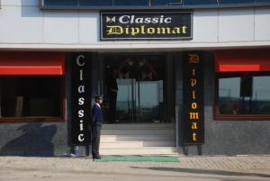 Hotel Classic Diplomat, Hotely  Nové Dilí - big - 40
