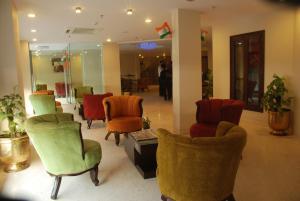 Hotel Classic Diplomat, Hotely  Nové Dilí - big - 36