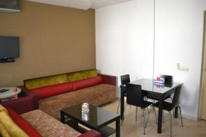 Studio moderne au coeur du Maarif, Апартаменты  Касабланка - big - 12
