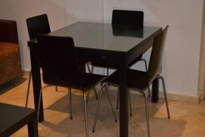 Studio moderne au coeur du Maarif, Апартаменты  Касабланка - big - 19