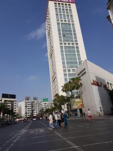 Studio moderne au coeur du Maarif, Апартаменты  Касабланка - big - 21