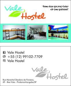 Vale Hostel, Hostely  Pindamonhangaba - big - 16