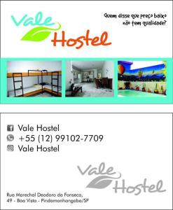 Vale Hostel, Hostels  Pindamonhangaba - big - 16
