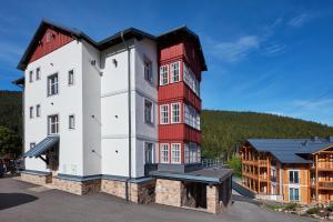 Residence Sněžka, Ferienwohnungen  Pec pod Sněžkou - big - 26