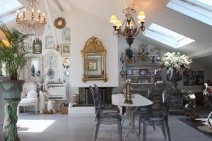 La Suite Bottero, Ferienwohnungen  Nizza - big - 4
