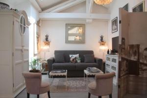 La Suite Bottero, Ferienwohnungen  Nizza - big - 5