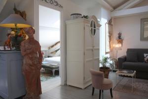 La Suite Bottero, Ferienwohnungen  Nizza - big - 8