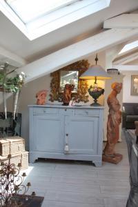 La Suite Bottero, Ferienwohnungen  Nizza - big - 9