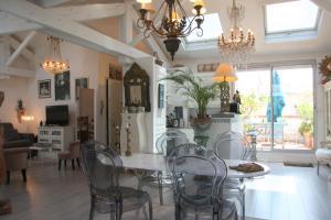La Suite Bottero, Ferienwohnungen  Nizza - big - 10