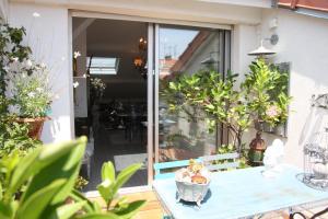 La Suite Bottero, Ferienwohnungen  Nizza - big - 11