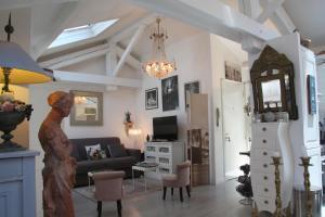 La Suite Bottero, Ferienwohnungen  Nizza - big - 12