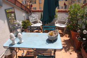 La Suite Bottero, Ferienwohnungen  Nizza - big - 17