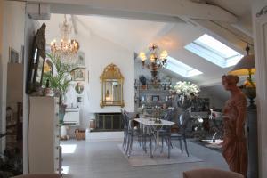 La Suite Bottero, Ferienwohnungen  Nizza - big - 18