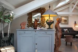 La Suite Bottero, Ferienwohnungen  Nizza - big - 19