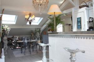La Suite Bottero, Ferienwohnungen  Nizza - big - 20