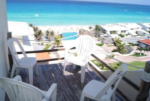Brisas Penthouses on Perfect Beach, Appartamenti  Cancún - big - 61