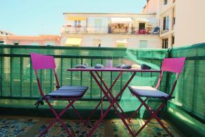 Le Welcome, Ferienwohnungen  Nizza - big - 3