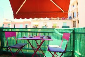 Le Welcome, Ferienwohnungen  Nizza - big - 6