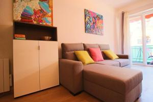 Le Welcome, Ferienwohnungen  Nizza - big - 11