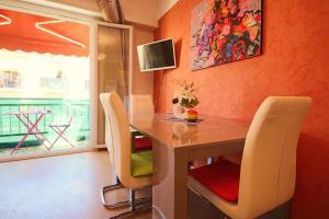 Le Welcome, Ferienwohnungen  Nizza - big - 13