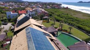 Casa Paraiso a beira-mar, Ville  Florianópolis - big - 9