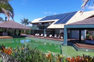 Casa Paraiso a beira-mar, Ville  Florianópolis - big - 7