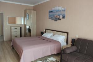 Apartment in San-Marina, Apartmány  Lazarevskoye - big - 12