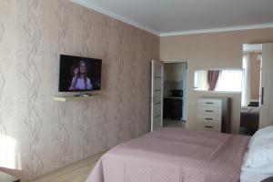 Apartment in San-Marina, Apartmány  Lazarevskoye - big - 11