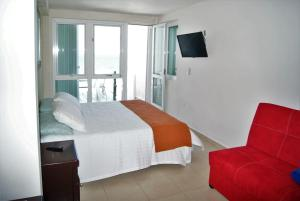 Brisas Penthouses on Perfect Beach, Appartamenti  Cancún - big - 67