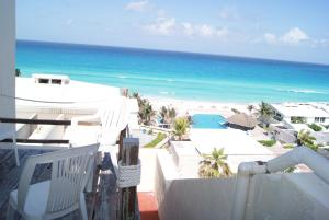 Brisas Penthouses on Perfect Beach, Appartamenti  Cancún - big - 72