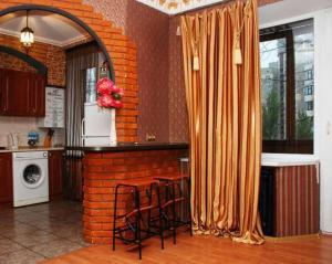 Apartment on Lesi Ukrainky 20, Apartmanok  Kijev - big - 4