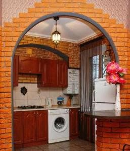 Apartment on Lesi Ukrainky 20, Apartmanok  Kijev - big - 10