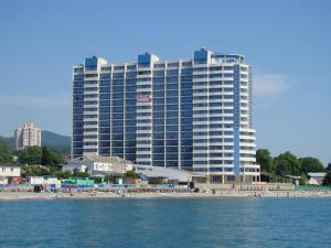 Apartment in San-Marina, Apartmány  Lazarevskoye - big - 1