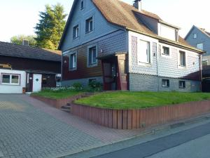 Harzhaus Willkommen