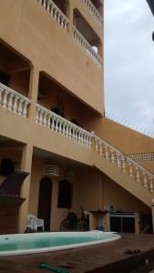 Casa de Praia em Alcobaça com Piscina, Dovolenkové domy  Alcobaça - big - 14