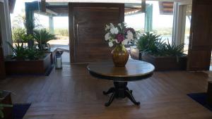 Casa Paraiso a beira-mar, Ville  Florianópolis - big - 13